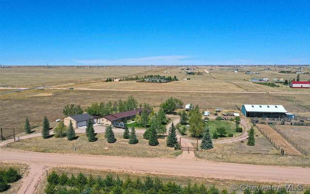 4014 N Cabot Rd, Cheyenne, WY 82054 (MLS #79532) :: RE/MAX Capitol Properties