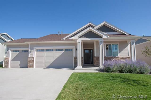 1224 Jessi Dr, Cheyenne, WY 82009 (MLS #79547) :: RE/MAX Capitol Properties