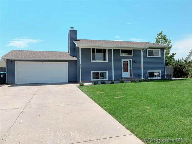 1523 Corral Pl, Cheyenne, WY 82007 (MLS #79631) :: RE/MAX Capitol Properties