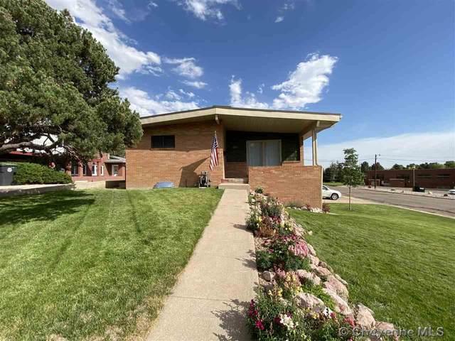 3203 Boxelder Dr, Cheyenne, WY 82001 (MLS #79674) :: RE/MAX Capitol Properties