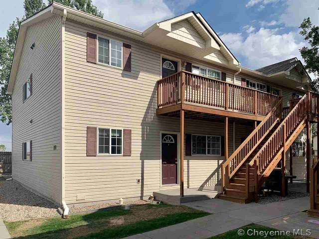 1207 Taft Ave, Cheyenne, WY 82001 (MLS #79706) :: RE/MAX Capitol Properties