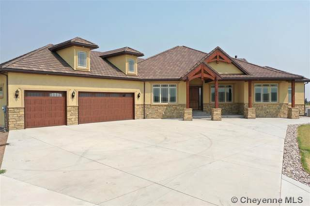 1815 Black Bear Ct, Cheyenne, WY 82009 (MLS #79813) :: RE/MAX Capitol Properties