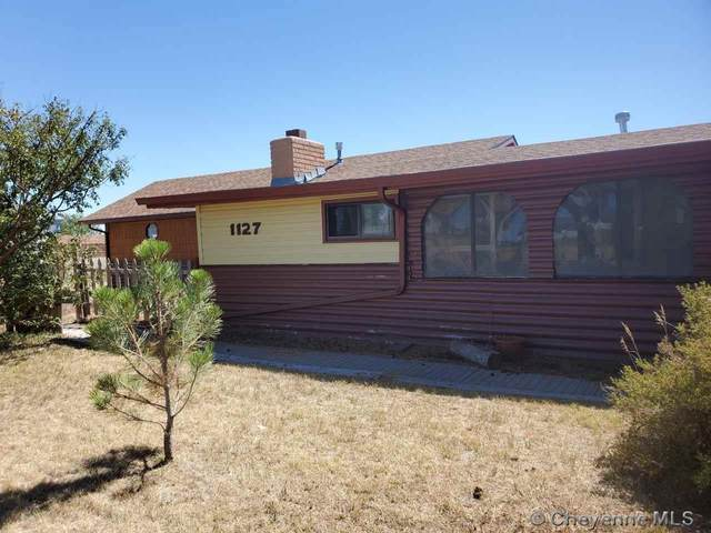 1127 Terry Ranch Rd, Cheyenne, WY 82007 (MLS #79967) :: RE/MAX Capitol Properties