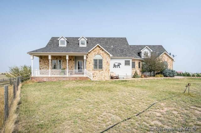 6021 Thunder Ridge Rd, Cheyenne, WY 82009 (MLS #80038) :: RE/MAX Capitol Properties