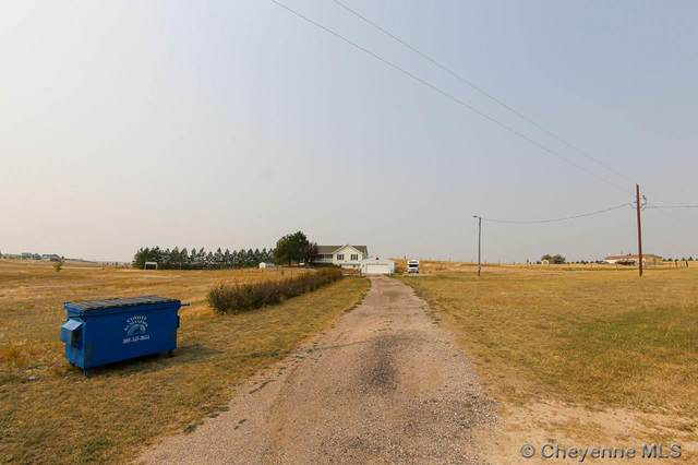 1532 Skyway Ave, Cheyenne, WY 82009 (MLS #80070) :: RE/MAX Capitol Properties