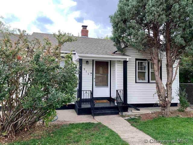 1911 E Pershing Blvd, Cheyenne, WY 82001 (MLS #80092) :: RE/MAX Capitol Properties