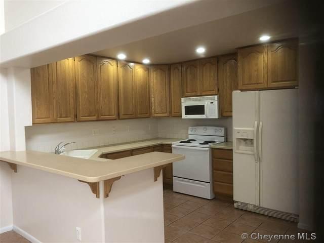 1616 W Leisher Rd, Cheyenne, WY 82007 (MLS #80109) :: RE/MAX Capitol Properties