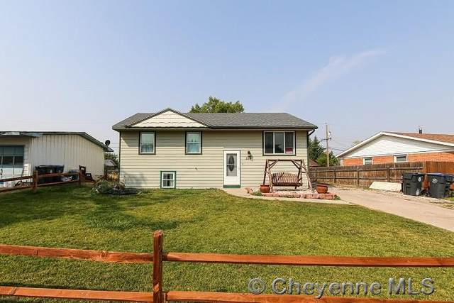 224 Ames Ave, Cheyenne, WY 82007 (MLS #80116) :: RE/MAX Capitol Properties