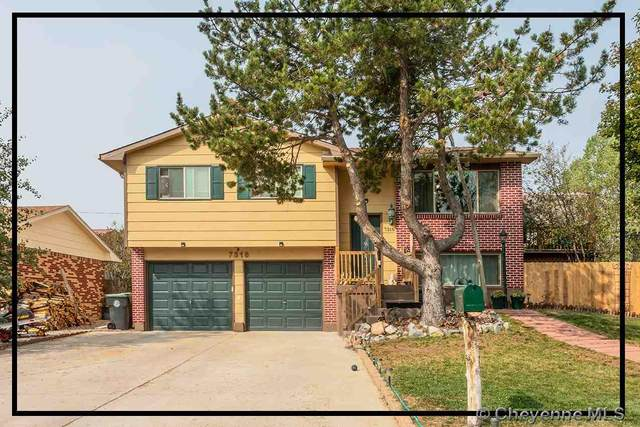 7318 Willshire Blvd, Cheyenne, WY 82009 (MLS #80117) :: RE/MAX Capitol Properties