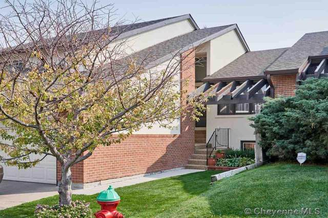 215 Cascade Ave, Cheyenne, WY 82009 (MLS #80121) :: RE/MAX Capitol Properties