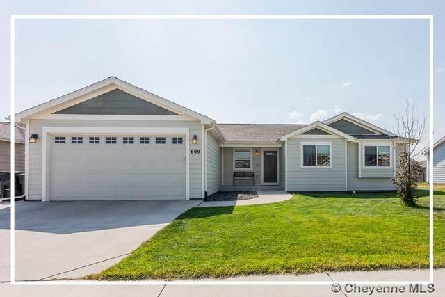 609 Peach St, Cheyenne, WY 82007 (MLS #80147) :: RE/MAX Capitol Properties