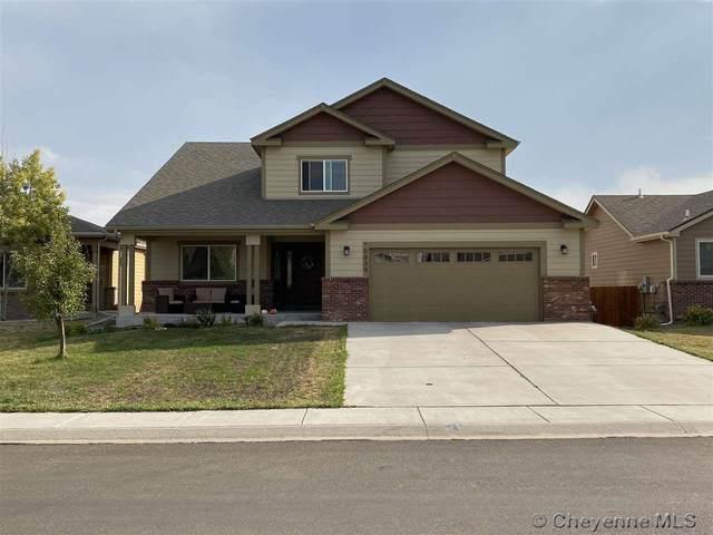5839 Dakota Dr, Cheyenne, WY 82001 (MLS #80148) :: RE/MAX Capitol Properties