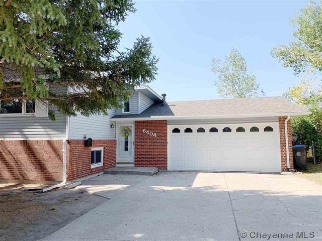 6404 Kevin Ave, Cheyenne, WY 82009 (MLS #80152) :: RE/MAX Capitol Properties