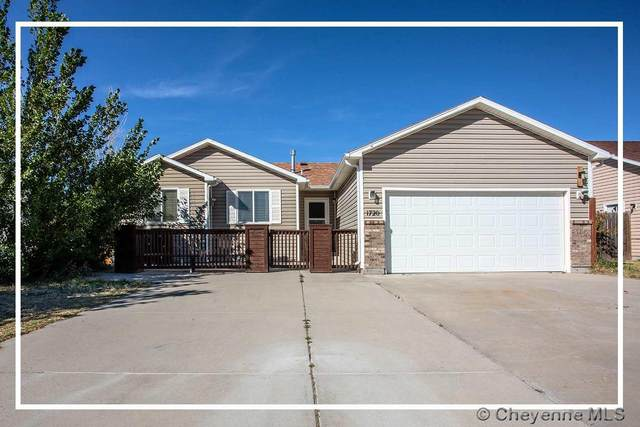 1720 Jazz Dr, Cheyenne, WY 82007 (MLS #80227) :: RE/MAX Capitol Properties