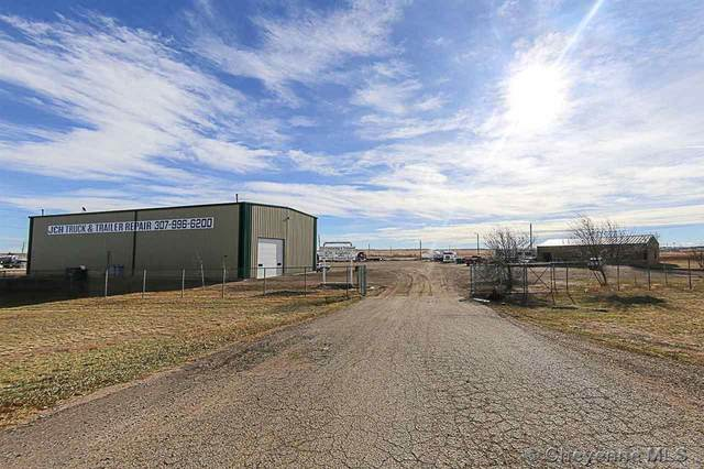 3901 S Industrial Rd, Cheyenne, WY 82007 (MLS #80535) :: RE/MAX Capitol Properties