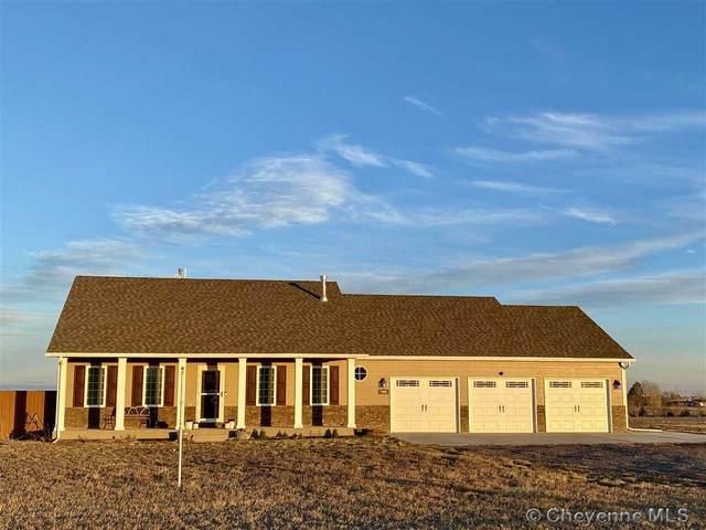 7201 Kennedi Lea Ln, Cheyenne, WY  (MLS #80669) :: RE/MAX Capitol Properties