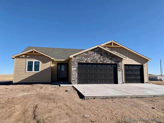 6403 Blue Roan Rd, Cheyenne, WY 82007 (MLS #80767) :: RE/MAX Capitol Properties
