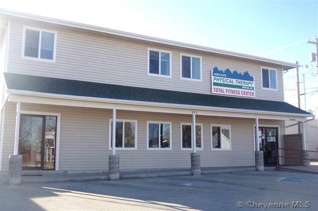 953 Walnut St, Wheatland, WY 82201 (MLS #80773) :: RE/MAX Capitol Properties
