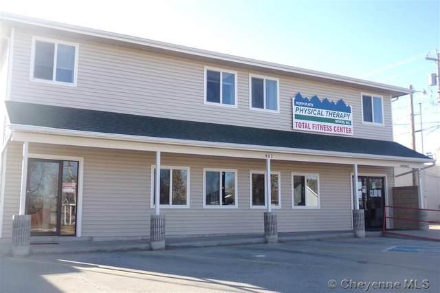 953 Walnut St, Wheatland, WY 82201 (MLS #80774) :: RE/MAX Capitol Properties
