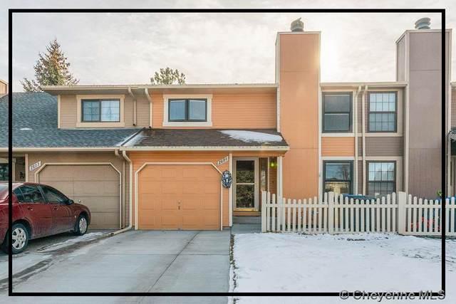 2601 Sagebrush Ave, Cheyenne, WY 82009 (MLS #80980) :: RE/MAX Capitol Properties