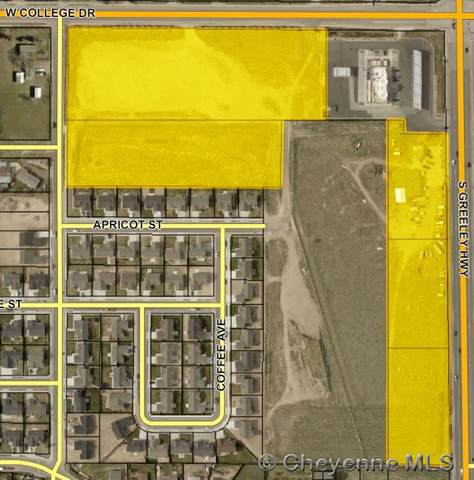 1800 S Greeley Hwy, Cheyenne, WY 82007 (MLS #81285) :: RE/MAX Capitol Properties