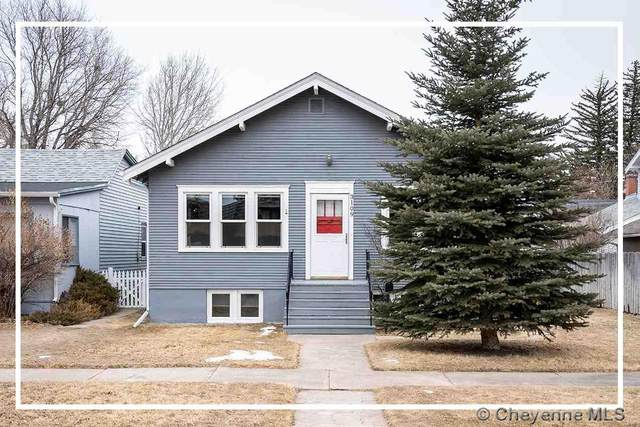 3109 O Neil Ave, Cheyenne, WY 82001 (MLS #81424) :: RE/MAX Capitol Properties