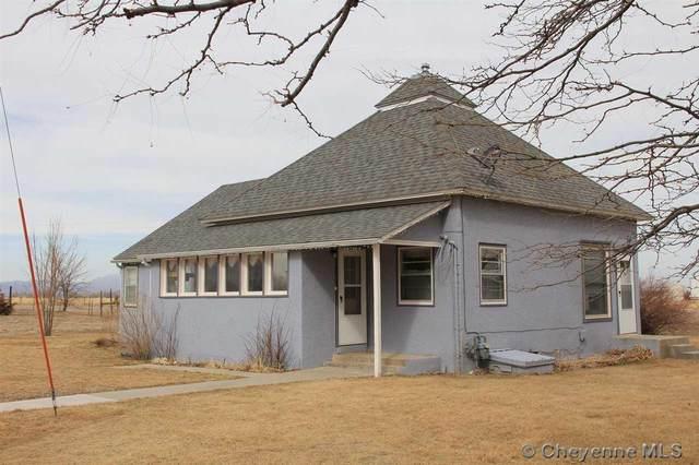206 Preuit Rd, Wheatland, WY 82201 (MLS #81638) :: RE/MAX Capitol Properties