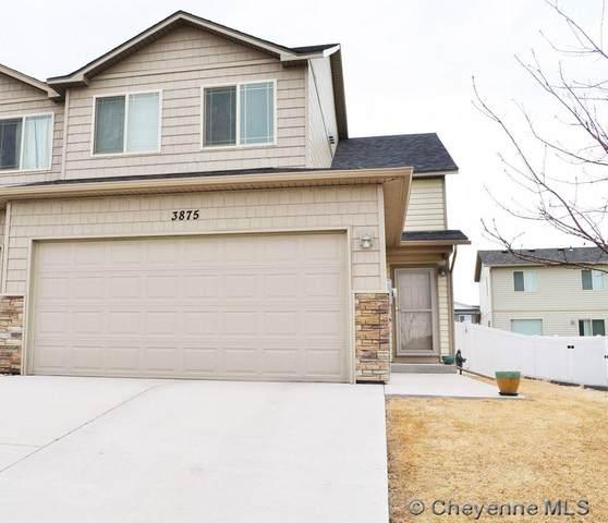 3875 Medicine Man Trl, Cheyenne, WY 82001 (MLS #81671) :: RE/MAX Capitol Properties