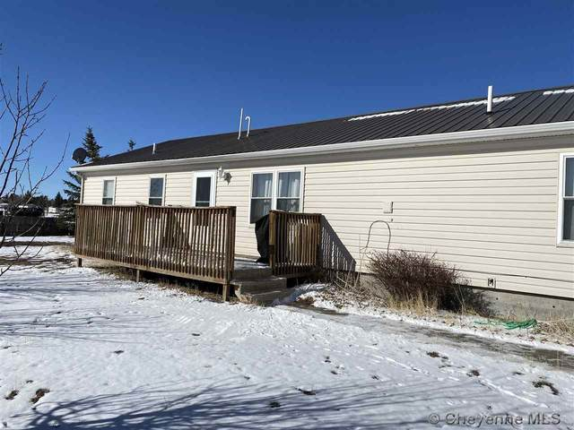 707 Southwest Dr, Cheyenne, WY 82009 (MLS #81833) :: RE/MAX Capitol Properties