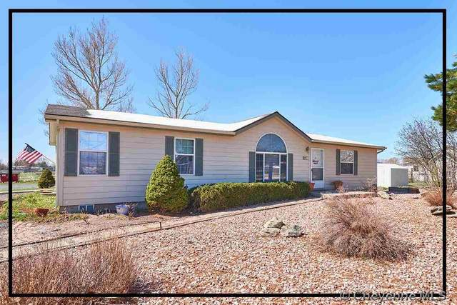 807 E Allison Rd, Cheyenne, WY 82007 (MLS #82211) :: RE/MAX Capitol Properties