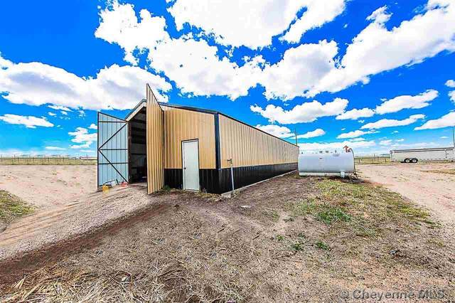 1310 Southwest Dr, Cheyenne, WY 82007 (MLS #82238) :: RE/MAX Capitol Properties