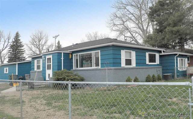 5120 Townsend Pl, Cheyenne, WY 82009 (MLS #82336) :: RE/MAX Capitol Properties