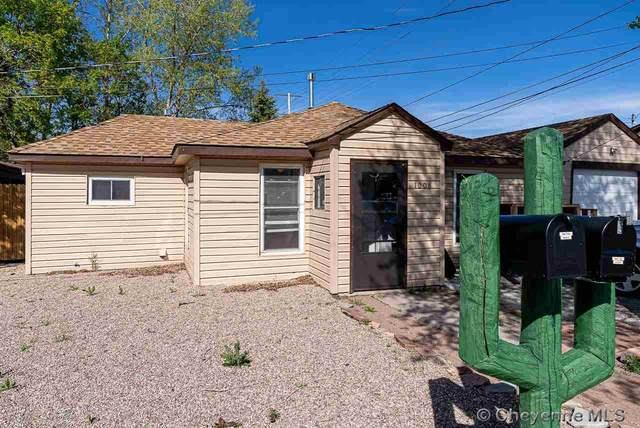1008 O Neil Ave A&B, Cheyenne, WY 82007 (MLS #82341) :: RE/MAX Capitol Properties
