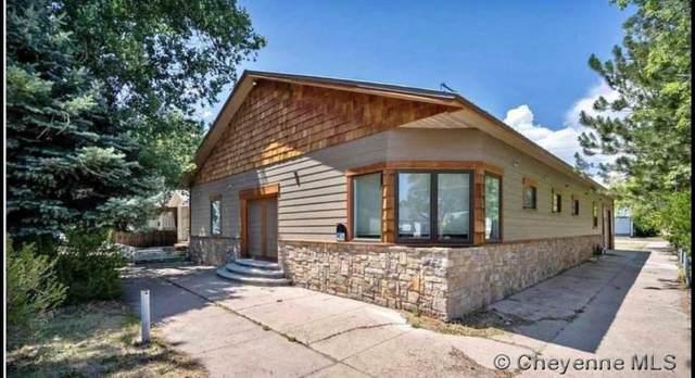 700 W 24TH ST, Cheyenne, WY 82001 (MLS #82456) :: RE/MAX Capitol Properties
