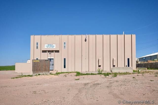 5009 S Greeley Hwy, Cheyenne, WY 82007 (MLS #82532) :: RE/MAX Capitol Properties