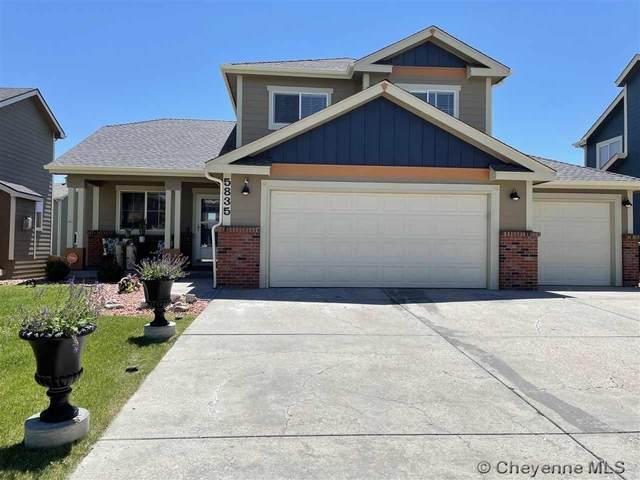 5835 Kenosha St, Cheyenne, WY 82001 (MLS #82633) :: RE/MAX Capitol Properties