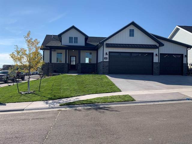 5802 Point Bluff, Cheyenne, WY 82009 (MLS #82643) :: RE/MAX Capitol Properties