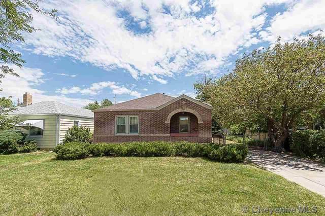 3313 Hynds Blvd, Cheyenne, WY 82001 (MLS #82802) :: RE/MAX Capitol Properties