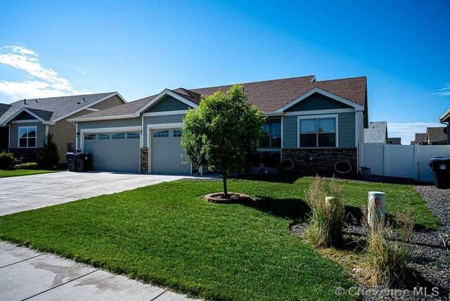 6505 Laramie St, Cheyenne, WY 82001 (MLS #82888) :: RE/MAX Capitol Properties