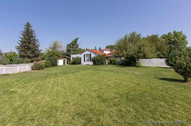 3904 Dillon Ave, Cheyenne, WY 82001 (MLS #82940) :: RE/MAX Capitol Properties