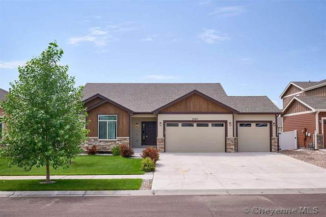 3507 Thomas Rd, Cheyenne, WY 82009 (MLS #83023) :: RE/MAX Capitol Properties