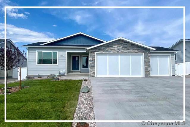 3716 Red Feather Tr, Cheyenne, WY 82001 (MLS #83041) :: RE/MAX Capitol Properties