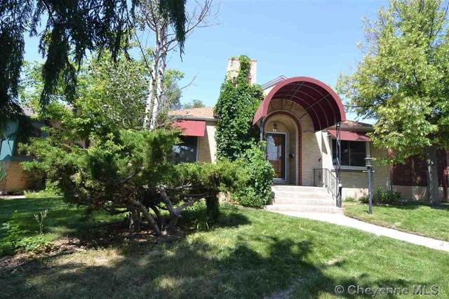 110 W 3RD AVE, Cheyenne, WY  (MLS #83228) :: RE/MAX Capitol Properties