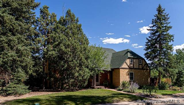 3221 Dey Ave, Cheyenne, WY 82001 (MLS #83405) :: RE/MAX Capitol Properties
