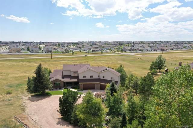 7814 Kepler Dr, Cheyenne, WY 82009 (MLS #83414) :: RE/MAX Capitol Properties