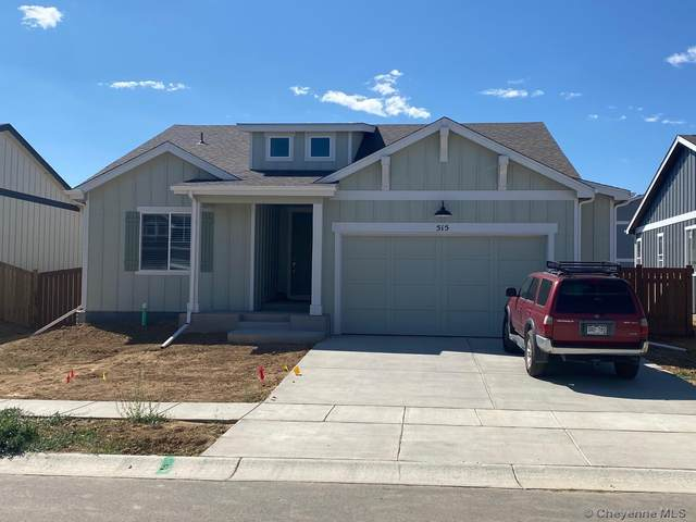 4205 Sage Rd, Cheyenne, WY 82001 (MLS #83799) :: RE/MAX Capitol Properties