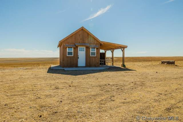 County Rd 138, Cheyenne, WY 82009 (MLS #83971) :: RE/MAX Capitol Properties