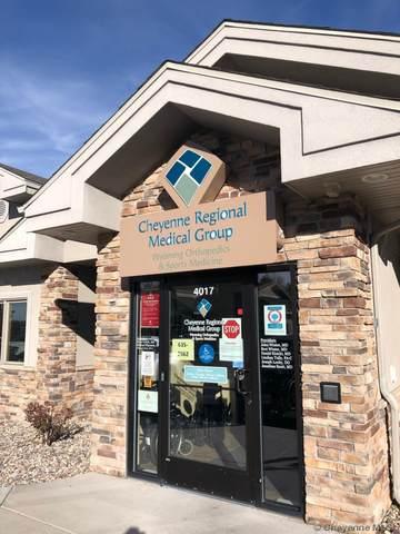 4017 Rawlins St, Cheyenne, WY 82009 (MLS #84053) :: RE/MAX Capitol Properties