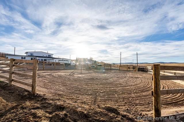 1035 Road 210, Cheyenne, WY 82009 (MLS #84069) :: RE/MAX Capitol Properties