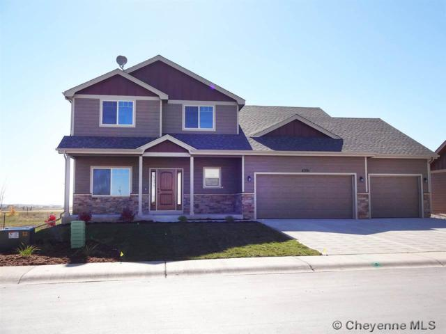 3519 Thomas Rd, Cheyenne, WY 82009 (MLS #64853) :: RE/MAX Capitol Properties